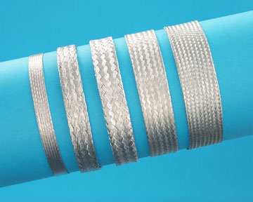 Tin Copper braided sleeving